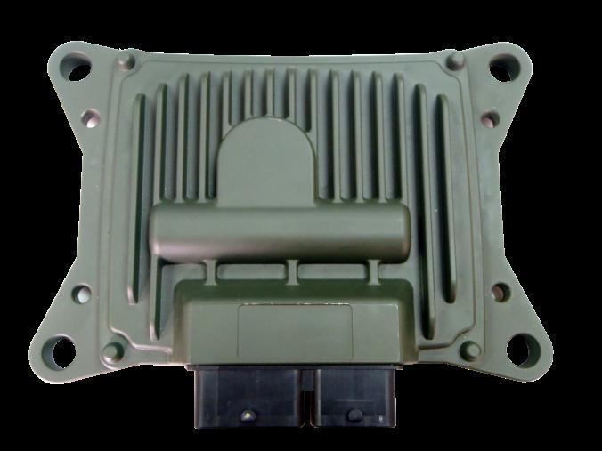商用车机械式自动变速箱控制器